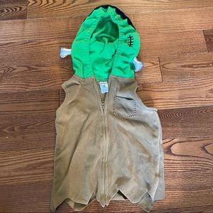💥5/$25 Frankenstein costume in size 18 months